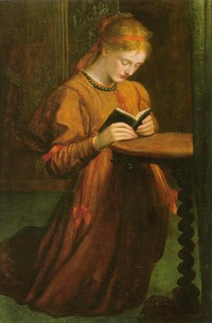 George Frederick Watts - May Prinsep (or Preyer)