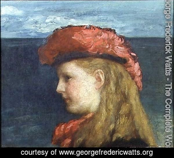 George Frederick Watts - By the Sea