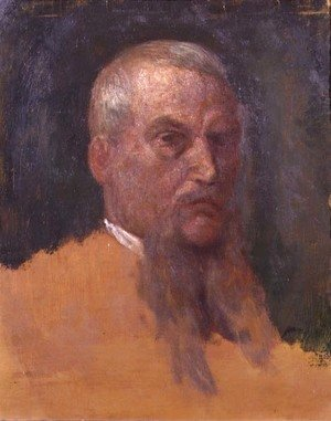 George Frederick Watts - Sir Richard Burton (1821-90)