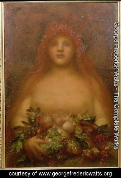 George Frederick Watts - Earth, 1894-1895