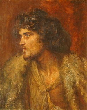 George Frederick Watts - The Prodigal Son, 1872-73