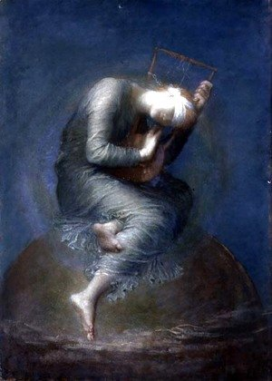 George Frederick Watts - Hope 2