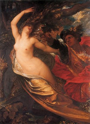 George Frederick Watts - Orlando Pursuing the Fata Morgana