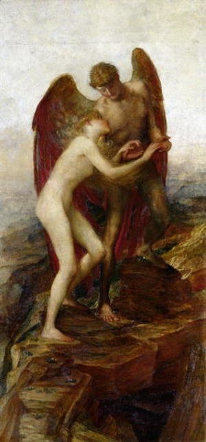 George Frederick Watts - Love and Life, 1893