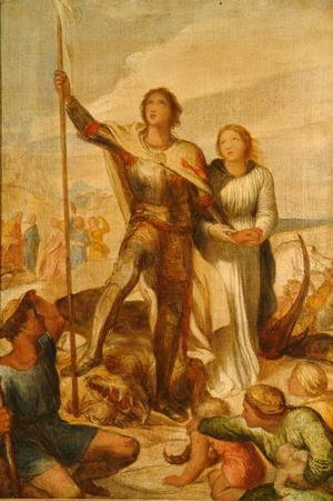 George Frederick Watts - St George, 1852 2
