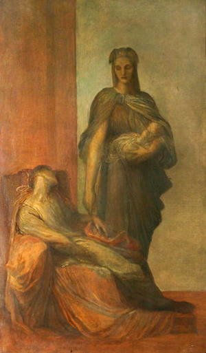 George Frederick Watts - The Messenger