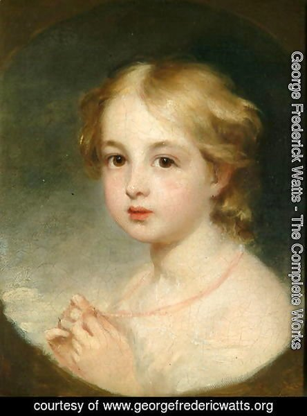 Little Miss Hopkins, 1836