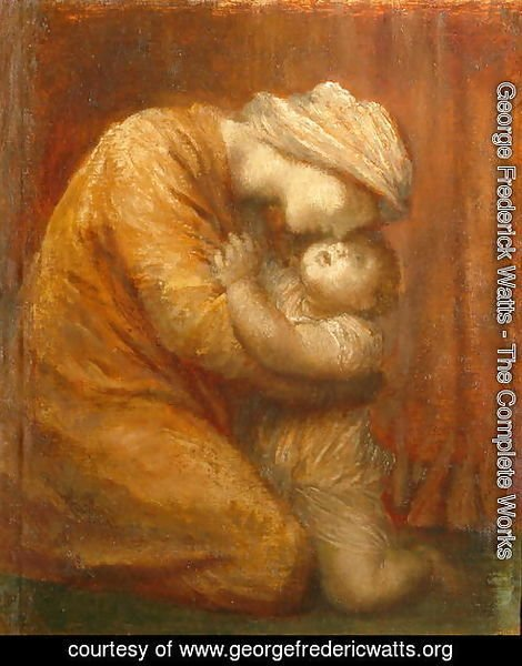 Mother and Child, c.1903