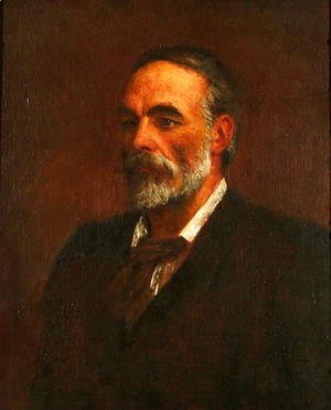 George Frederick Watts - John Burns (1858-1943) 1897