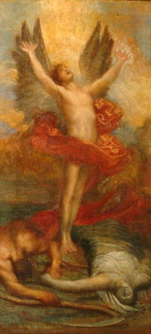 George Frederick Watts - Love Triumphant, c.1898