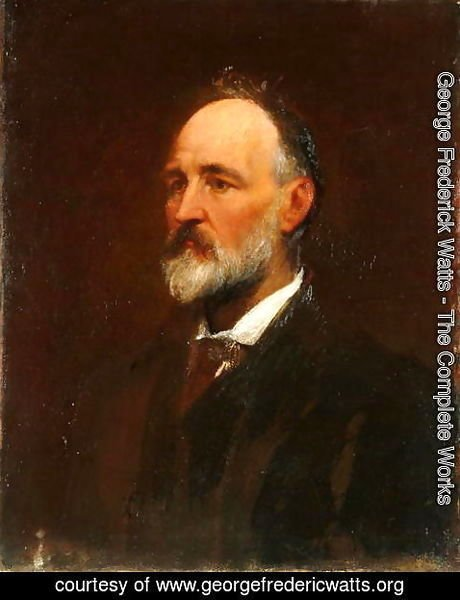 George Frederick Watts - George Andrews, 1898