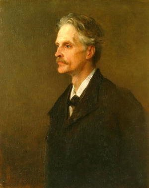 George Frederick Watts - Rt. Hon. Gerald Balfour (1853-1945) 1899