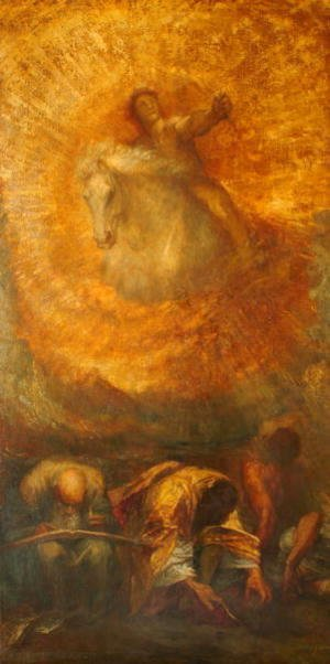 George Frederick Watts - Progress