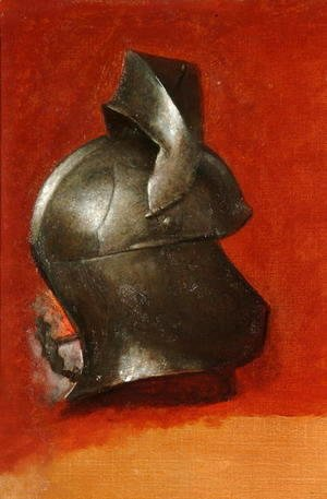George Frederick Watts - Study of Armour