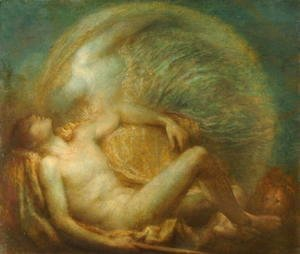George Frederick Watts - Endymion, 1903