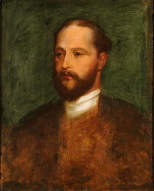 George Frederick Watts - King Edward VII (1841-1910) 1878