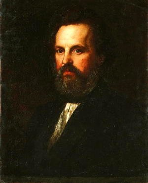 George Frederick Watts - Frans Donders