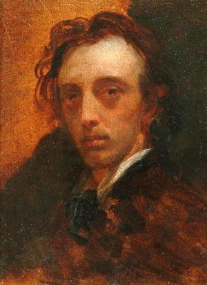 George Frederick Watts - Self Portrait, 1887