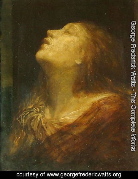 George Frederick Watts - Magdalen