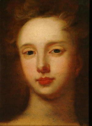 George Frederick Watts - Portrait of a Lady, 1829