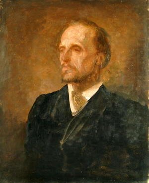 George Frederick Watts - Lord Dufferin (1826-1902) 1880