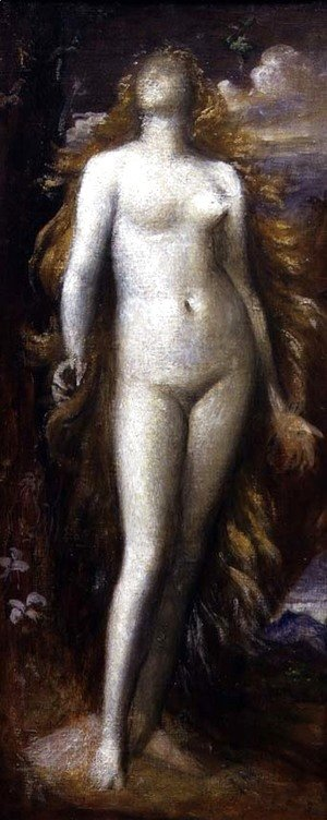 George Frederick Watts - She Shall be called Woman 2