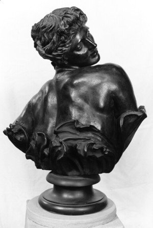 George Frederick Watts - Bust of Clytie