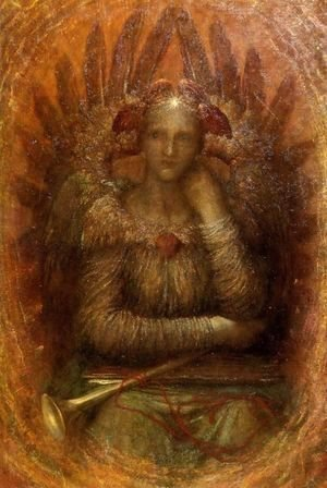 George Frederick Watts - The Dweller Within