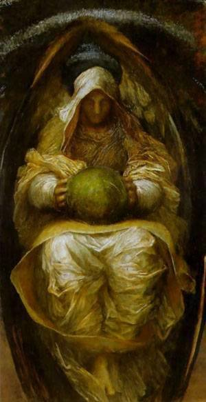George Frederick Watts - Painting Name Unknown 3