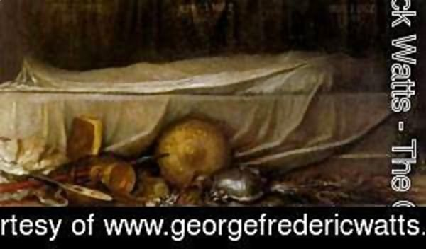 George Frederick Watts - Painting Name Unknown 4