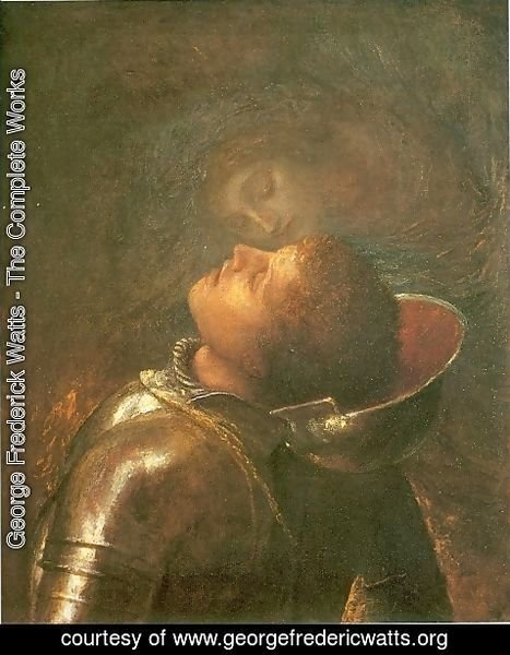 George Frederick Watts - The Happy Warrior