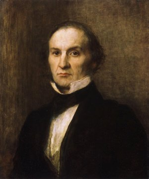 George Frederick Watts - William Ewart Gladstone