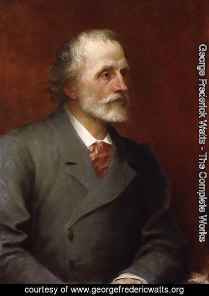 George Frederick Watts - George Meredith