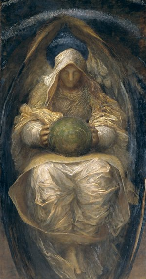 George Frederick Watts - All Pervading