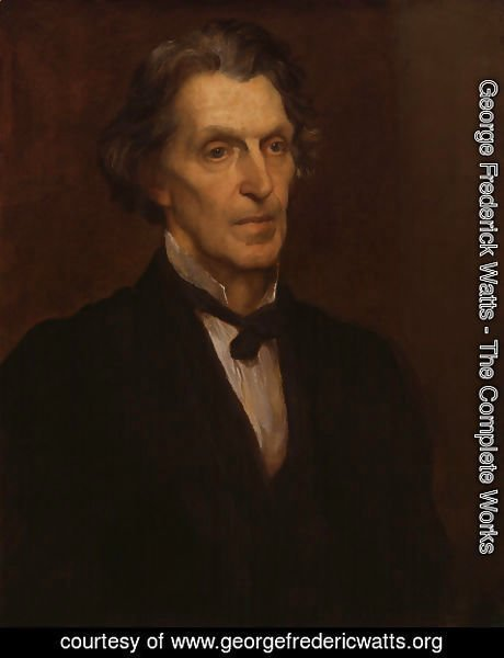 George Frederick Watts - James Martineau