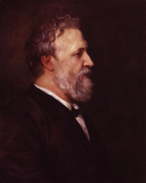 George Frederick Watts - Robert Browning