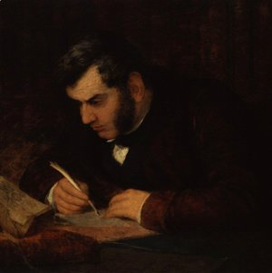 George Frederick Watts - Sir Anthony Panizzi