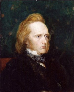 George Frederick Watts - George Douglas Campbell, 8th Duke of Argyll
