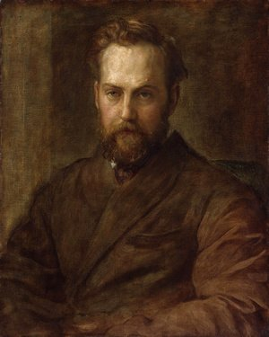 George Frederick Watts - Sir Charles Wentworth Dilke, 2nd Bt