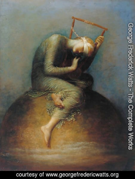 George Frederick Watts - Hope