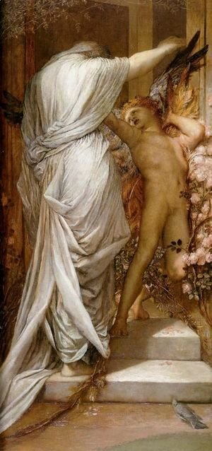 George Frederick Watts - Love And Death
