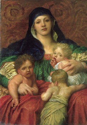 George Frederick Watts - Charity