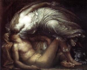 George Frederick Watts - Endymion