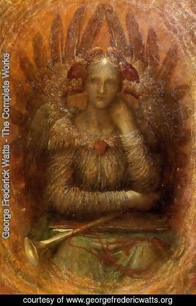 George Frederick Watts - Dweller in the Innermost 1885-86