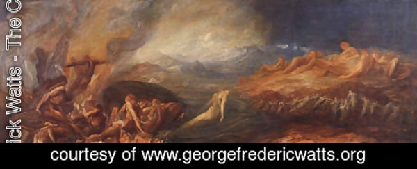 George Frederick Watts - Creation
